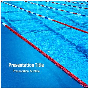 Swimming pool powerpoint templates swimming for Pool design software free mac