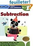 Kumon Math Subtraction: Grade 1