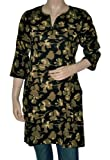 Indian Designer Kurta-Party wear Womens Clothing Top Boho Tunic-Ladies Casual Wear Kurti Size XXL