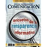 Revista Mexicana de Comunicación #121-122 - Vericuetos de la transparencia informativa