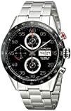 TAG Heuer Mens CV2A10.BA0796 Carrera Automatic Chronograph Watch