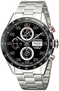 TAG Heuer Men's CV2A10.BA0796 Carrera Automatic Chronograph Watch
