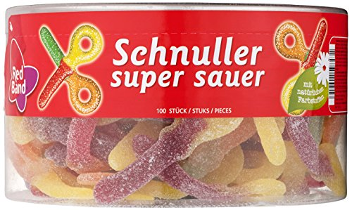 Red Band Schnuller Sauer, 1er Pack (1 x 1.2 kg)