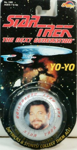 Star Trek The Next Generation Yo-Yo - 1