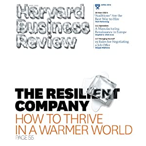 Harvard Business Review, April 2014 Periodical