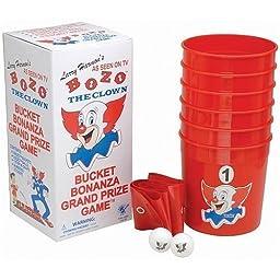 Rocket USA The Original Bozo Buckets Grand Prize Game