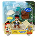 Jake And The Neverland Pirates Secret Treasure Hideaway (ToysRUs Exclusive)