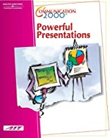 Communication Powerful Presentations Learner Guide/CD Study by Agency