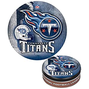 Wincraft Tennessee Titans 500 Piece Puzzle in Collectable Tin by WinCraft
