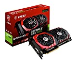 Image of MSI NVIDIA GeForce GTX 1080 GAMING X 8GB GDDR5X Graphics Card - Black