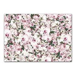 Scattered Roses Tissue Paper (100 ct)