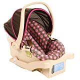 Cosco Juvenile Comfy Carry Infant Seat, Bloomsbury