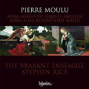 Missa Alma redemptoris mater, Missa Missus est Gabriel angelus