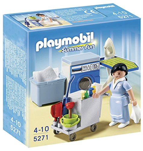 PLAYMOBIL Housekeeping Service - 1