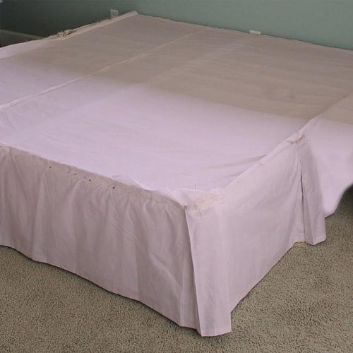 18 Inch Bedskirt Queen 4093 front