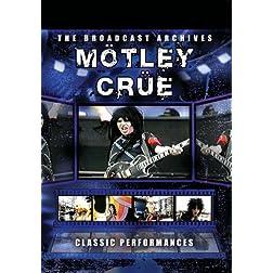 Motley Crue Classic Performances