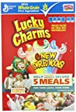Lucky Charms 326 g (Pack of 4)