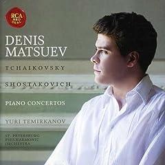 piano - Tchaikovsky : concertos pour piano 51-6yrhgH7L._SL500_AA240_