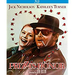Prizzi's Honor [Blu-ray]