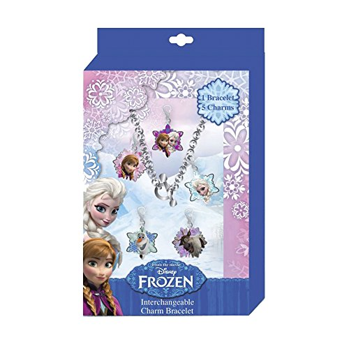 Kit de Bracelets - La Reine des Neiges - 1 Bracelet, 5 Charms