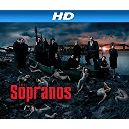 The Sopranos: Season 5 [HD]