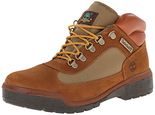 Timberland Men's Icon Field Boot, Brown,15 W US