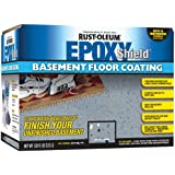 Rust-Oleum 203007 Basement Floor Kit, Gray