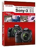 Frank Exner Digital ProLine Das groÃe Kamerahandbuch Sony Alpha SLT A37/A38 & A57/A58