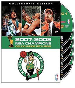 Boston Celtics - 2007-2008 NBA Champions Special Edition
