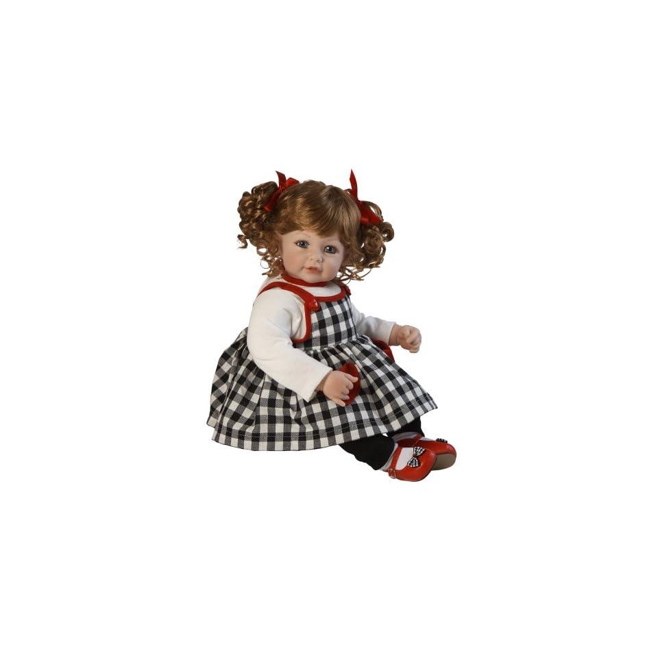 Adora 20 Baby Doll Check Mate   Red Hair/Blue Eye