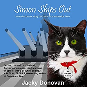 Simon Ships Out Audiobook