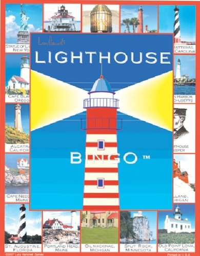 Lucy Hammett 8277 Lighthouse Bingo
