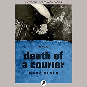 Death of a Courier Audiobook