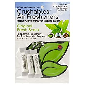 Crushables air fresheners natural no - Natural air freshener for bathroom ...