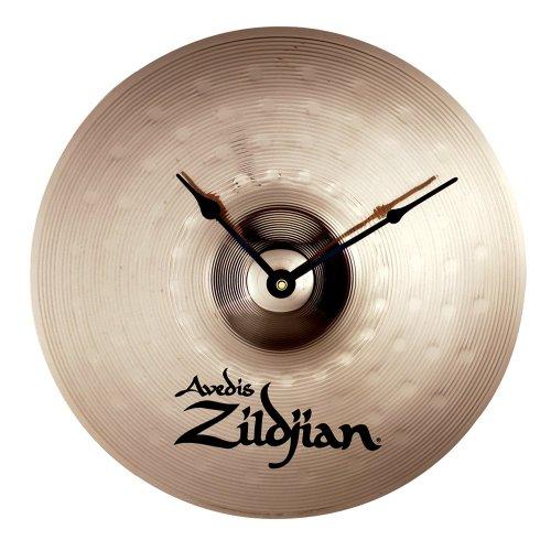 Zildjian Cymbal Clock