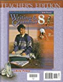 img - for Writing Grammar Teacher Grade 8: Teacher's Edition - Book 2 book / textbook / text book