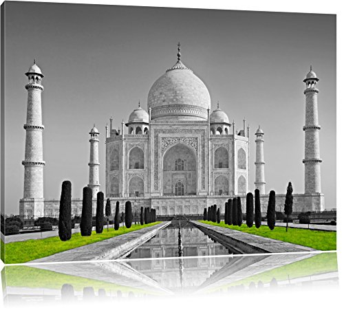 impressive-taj-mahal-black-white-size-60x40auf-canvas-xxl-huge-pictures-completely-framed-with-stret