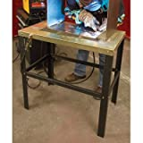 Northern Industrial Welders Welding Table - 36in.L x 20in.W x 35in.H