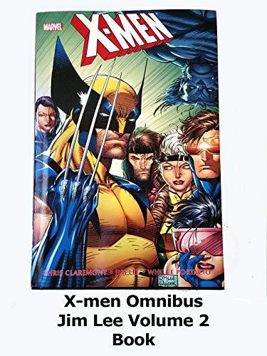 Clip: X-men Omnibus Jim Lee Volume 2 Book
