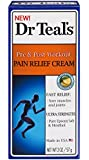Dr. Teal's Muscle Relief Cream,NET WT 2 OZ/57 g