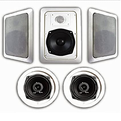 Acoustic Audio HT-55 5.1 Speaker System