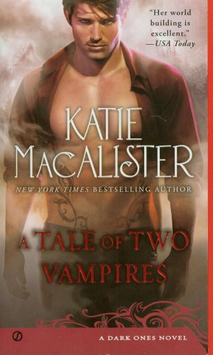 Image of A Tale of Two Vampires (Dark Ones, No. 10)