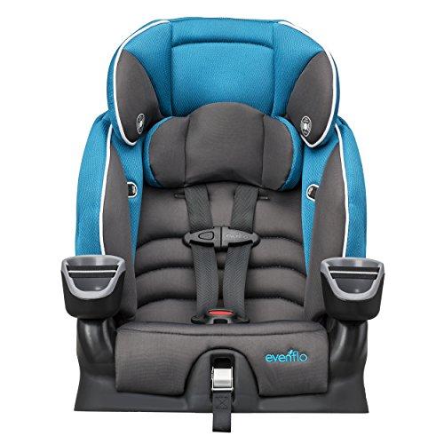 Evenflo Maestro Booster Car Seat, Thunder