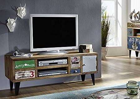 Muebles de madera maciza lacada para pared TV-board hierro madera de palisandro indio maciza madera maciza Liverpool #26