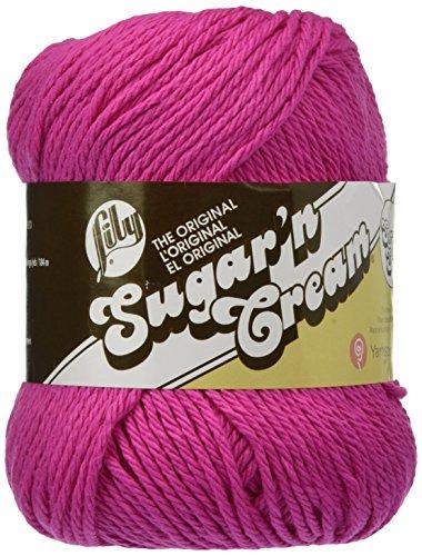 Lily Sugar  N Cream Super Size Yarn, 4 O