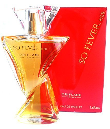 Oriflame So Fever Her Eau De Parfum Di Donna 50ml
