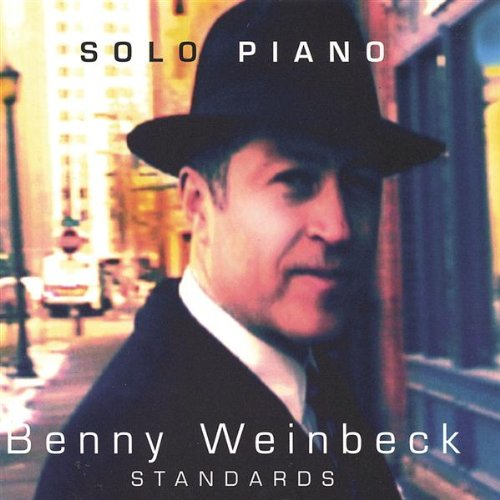 Solo Piano Standards by Benny Weinbeck