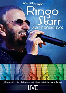 Soundstage: Ringo Starr and the Roundheads