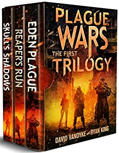 Brand new for August 21! Enter our Amazon Giveaway Sweepstakes to win a Kindle Fire tablet! Sponsored by David VanDyke, author of Plague Wars: Infection Day