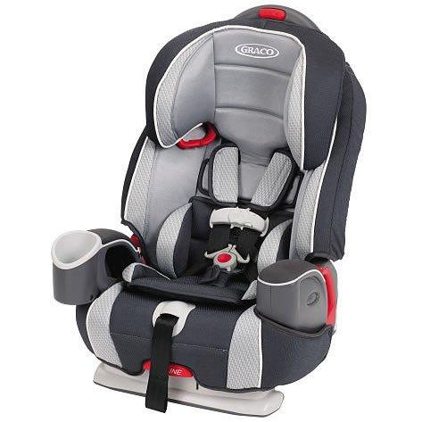 Graco Argos 70 Car Seat - Crest front-933754